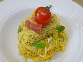 espagueti-rojo-cremoso