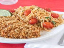 espagueti-verde-con-cilantro